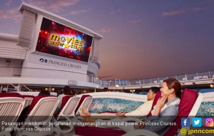 5 Pertanyaan Umum soal Berwisata dengan Princess Cruises - JPNN.COM