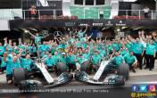 Hasil F1 Brasil: Hamilton Bawa Mercedes Juara Konstruktor - JPNN.COM