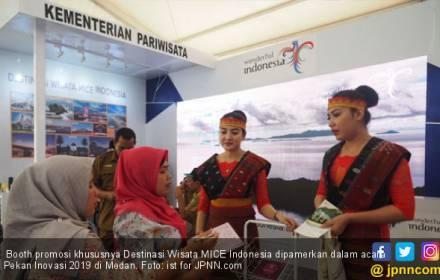 Kemenpar Ikut Semarakkan Pekan Inovasi 2018 di Medan - JPNN.COM