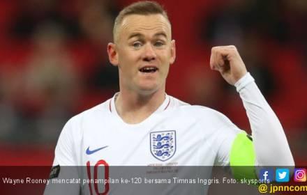 Wayne Rooney pun Menangis di Ruang Ganti - JPNN.COM