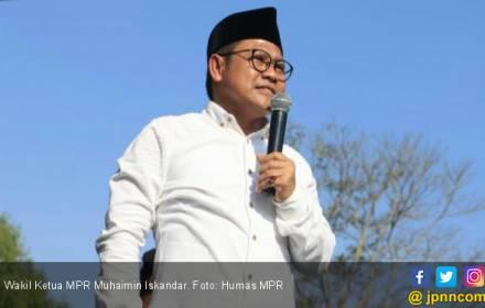 Pesan Cak Imin Saat Diskusi Jejak Politik Santri Menyatukan Negeri - JPNN.COM