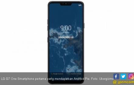 LG G7 One, Smartphone Pertama yang Mendapat Android Pie - JPNN.COM
