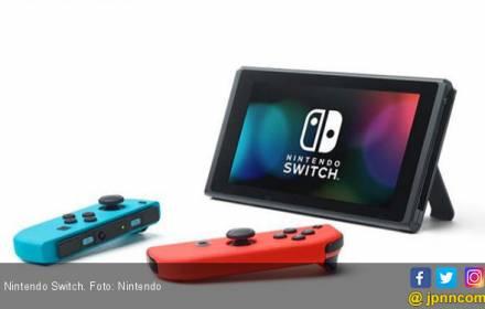 Nintendo Tertarik Sematkan Teknologi VR ke Konsol Switch - JPNN.COM