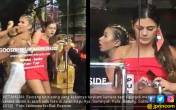 Ada Cewek Bule di Bali Terekam Kamera Curi Pakaian Dalam - JPNN.COM