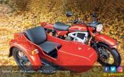 Motor Listrik Sespan Ural Ada Gigi Mundur dan 3 Ride Mode - JPNN.COM