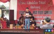 Campur Sari Meriahkan Pasar Murah Blusukan Jokowi di Bekasi - JPNN.COM