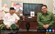Respons KH Ma'ruf soal Rencana BPN Prabowo Pindah ke Jateng - JPNN.COM
