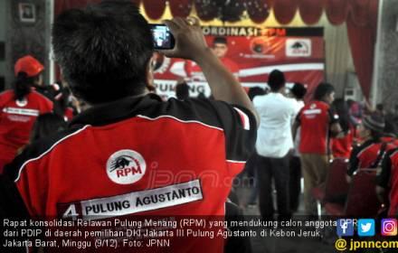 Galang Relawan, Janjikan Gaji dari DPR untuk Modal Koperasi - JPNN.COM
