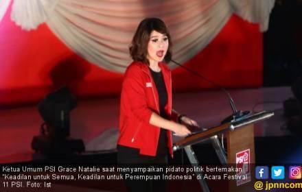 Lolos Parlemen, PSI Perjuangkan Larangan Poligami Pejabat - JPNN.COM