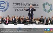 COP24 Sepakati Pasal Teknis Perjanjian Paris - JPNN.COM