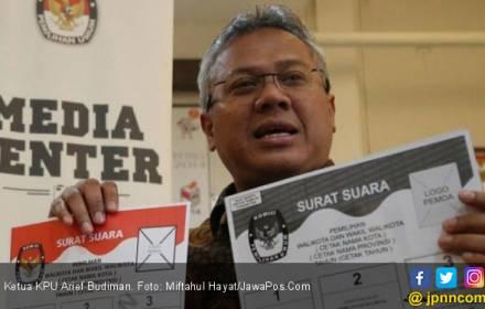 Majelis DKPP Sebut Ketua KPU Melanggar Kode Etik - JPNN.COM