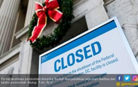 Akankah Shutdown Pemerintah AS Berakhir Hari Ini? - JPNN.COM