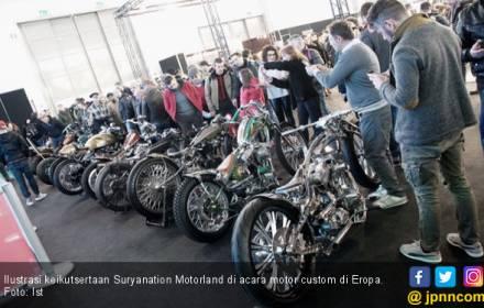 Setelah Jerman, Suryanation Motorland Bersiap Guncang Italia - JPNN.COM