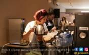 Srikandi Kopi Rajai Eliminasi Wilayah Barat Indonesia Coffee Event 2019 - JPNN.COM