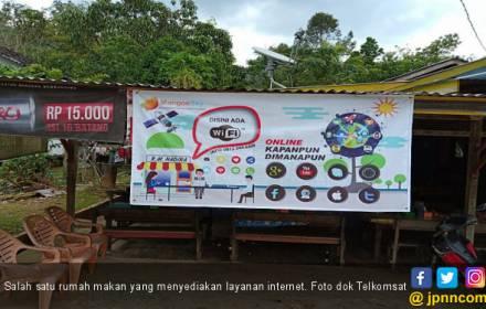 Internet Satelit Majukan UMKM Daerah Pedalaman - JPNN.COM