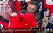 PDIP Luncurkan Toko Resmi demi Gelorakan Spirit RedMe - JPNN.COM