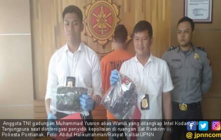 Muhammad Yusron Benar-Benar Merusak Citra TNI - JPNN.COM