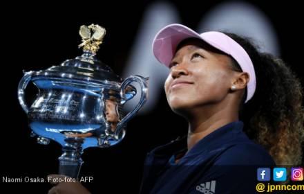 21 Tahun! Juara di Australian Open, Naomi Osaka jadi Nomor 1 Dunia - JPNN.COM