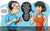 Istri Lelah Cari Uang, Suami Lemas Hohohihi dengan Selingkuhan - JPNN.COM