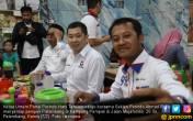 Nikmati Pempek di Palembang, Hary Tanoe Bagi Kiat Majukan UMKM - JPNN.COM