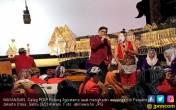 Caleg Rocker Padukan Rock dan Wayangan demi 'Jokowikan' Penjaringan - JPNN.COM