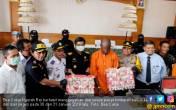 Bea Cukai Ngurah Rai Gagalkan penyelundupan Narkoba Senilai Rp 1,6 M - JPNN.COM