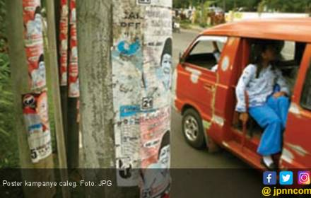 Capek Deh, Bawaslu Tertibkan 1.461 APK Melanggar - JPNN.COM