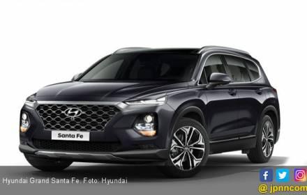 Hyundai Santa Fe Terbaru Kini Pede Lawan Pajero Sport dan Fortuner - JPNN.COM