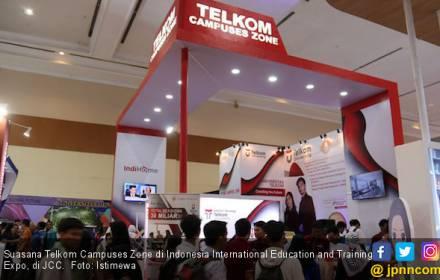 Telkom Campuses Top Trending di Playstore dan Android - JPNN.COM