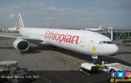 Kecelakaan Pesawat Ethiopia Mirip Lion Air JT610, Boeing Makin Terpojok - JPNN.COM