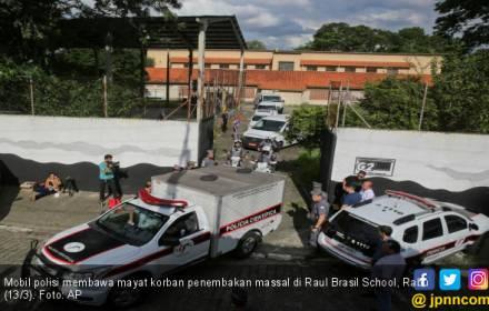 Kembali ke Sekolah, Alumni Bantai 8 Siswa di Jam Istirahat - JPNN.COM