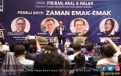 Zulkifli Hasan : PAN Wajib Membuat Emak-emak Bahagia - JPNN.COM