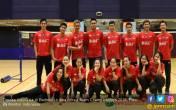 Badminton Asia Mixed Team Championships: Jepang Vs Indonesia, Hong Kong Vs Tiongkok - JPNN.COM