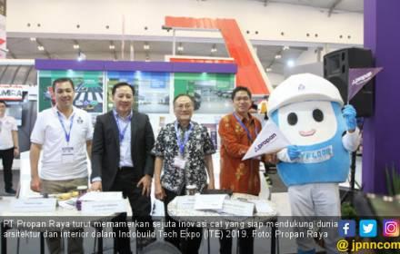 Propan Raya Pamerkan Sejuta Inovasi pada ITE 2019 - JPNN.COM