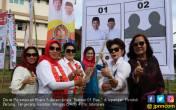 Perempuan Bravo 5 Bidik Pemilih Pemula Menangkan Jokowi - Ma'ruf di Banten - JPNN.COM