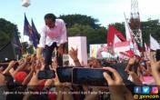 Ribuan Warga Banten Gelar Karnaval Budaya Ramaikan Kampanye 01 - JPNN.COM