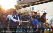 Kampanye Terbuka, Surya Paloh Pilih Masuk ke Lorong-lorong Makassar - JPNN.COM