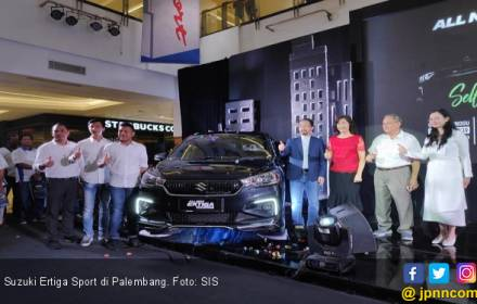 Suzuki Ertiga Sport Langsung Jalani Lawatan ke 4 Kota - JPNN.COM