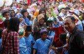 Keceriaan Anak-anak Dolly Ngabuburit Bareng Risma - JPNN.COM