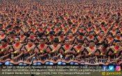 Tari Saman 10001 Gayo Lues Pecahkan Rekor MURI dan Dunia - JPNN.COM